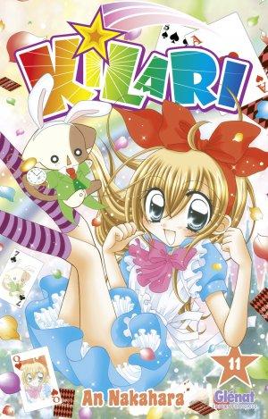 couverture, jaquette Kilari 11  (Glénat Manga) Manga