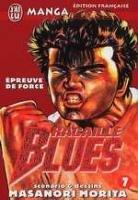 couverture, jaquette Racaille Blues 7  (J'ai Lu manga) Manga