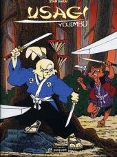 Usagi Yojimbo édition Grand format (2002 - 2004)