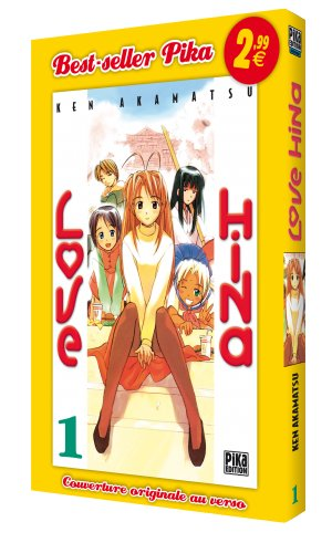Love Hina édition Best Seller