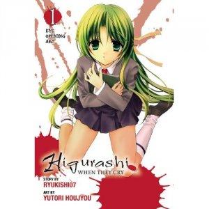 Higurashi no Naku Koro ni Kai Meakashi-hen édition USA