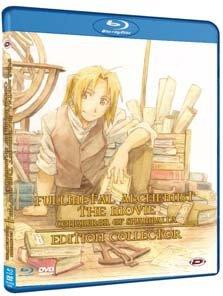 Fullmetal Alchemist - Film 1 - Conqueror of Shamballa édition Blu-ray Collector