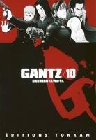Gantz T.10