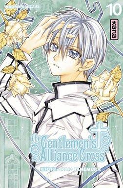 couverture, jaquette The Gentlemen's Alliance Cross 10  (kana)