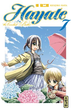 Hayate the Combat Butler # 7