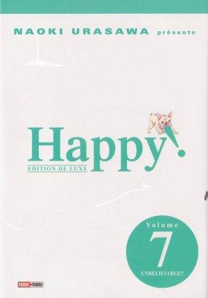 couverture, jaquette Happy ! 7 Deluxe (Panini manga) Manga