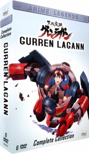 Gurren Lagann édition Intégrale