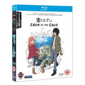 Eden of the East édition Eden of the East