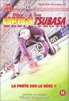 couverture, jaquette Captain Tsubasa - World Youth 11  (J'ai Lu manga)