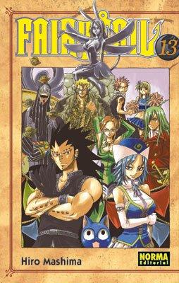 Fairy Tail édition Espagnole