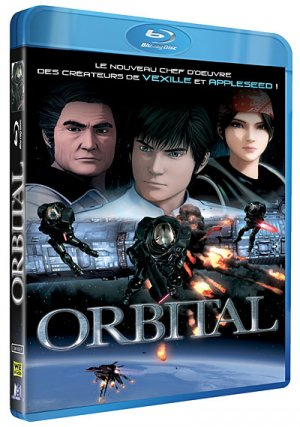 Orbital édition Blu-ray