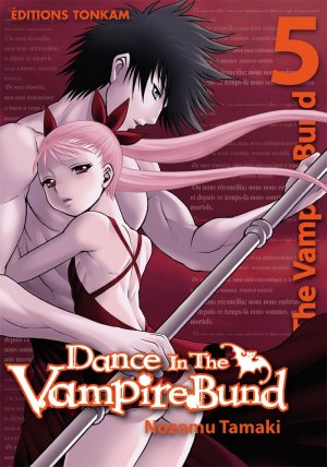 Dance in the Vampire Bund #5