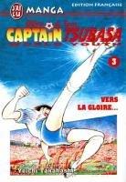 couverture, jaquette Captain Tsubasa - World Youth 3  (J'ai Lu manga)