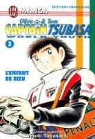 couverture, jaquette Captain Tsubasa - World Youth 2  (J'ai Lu manga)