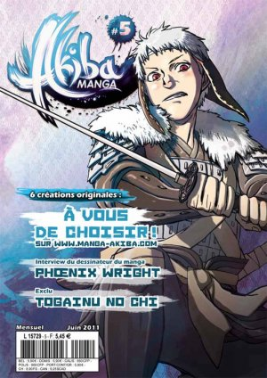 Akiba manga T.5
