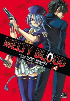 Melty Blood T.4