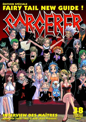 Fairy Tail - Sorcerer