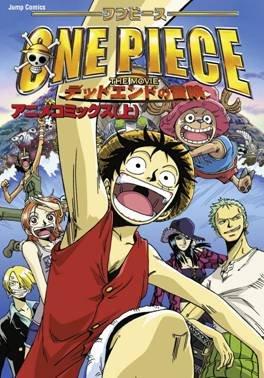 couverture, jaquette One Piece - Dead End 2  (Shueisha)