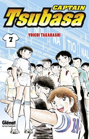 couverture, jaquette Captain Tsubasa 7 Réédition Française (Glénat Manga) Manga