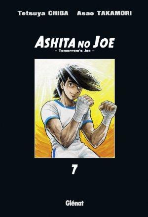 couverture, jaquette Ashita no Joe 7  (Glénat Manga)
