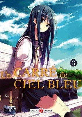 couverture, jaquette Un Carré de Ciel Bleu 3  (Doki-Doki)