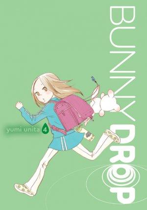 couverture, jaquette Un drôle de père 4 Américaine (Yen Press) Manga