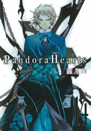 couverture, jaquette Pandora Hearts 14  (Square enix)