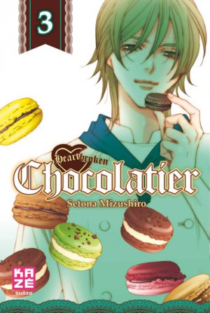 Heartbroken Chocolatier #3