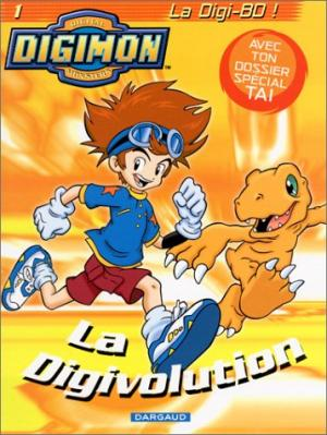 Digimon - la Digi-BD édition simple