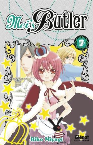 couverture, jaquette Mei's Butler 7  (Glénat Manga)