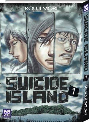 Suicide Island T.1