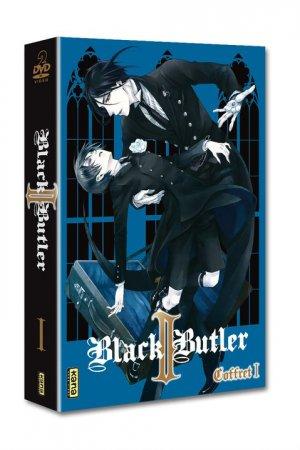 Black Butler - Saison 2 édition Coffret DVD