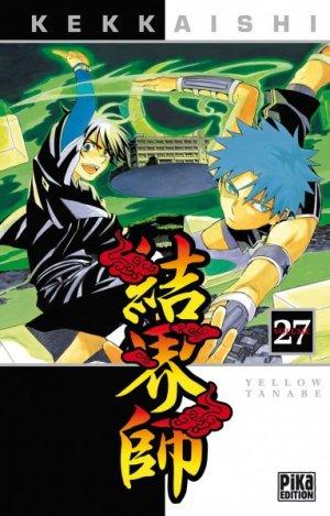 Kekkaishi T.27