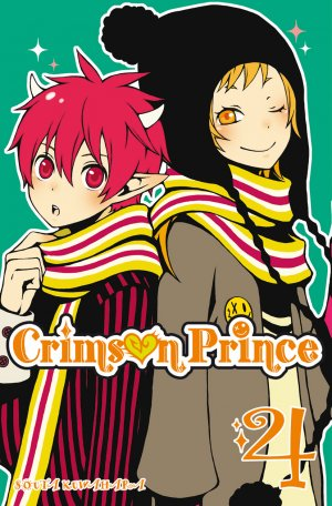 Crimson Prince T.4