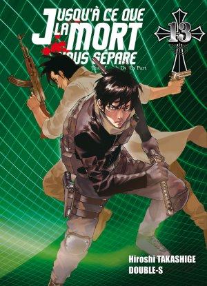 couverture, jaquette Jusqu'à ce que la mort nous sépare 13  (Ki-oon) Manga