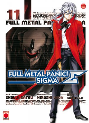 Full Metal Panic - Sigma #11