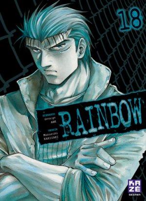 couverture, jaquette Rainbow 18 Réédition Française (kazé manga)