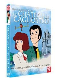 Edgar de la cambriole - Le château de Cagliostro édition Réédition DVD