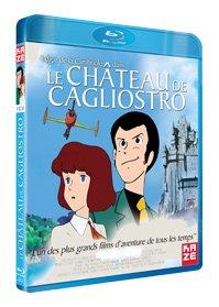Edgar de la cambriole - Le château de Cagliostro édition Blu-ray