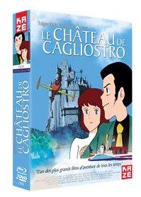 Edgar de la cambriole - Le château de Cagliostro édition Blu-ray Collector