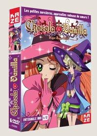 Chocola et Vanilla édition Réédition Intégrale