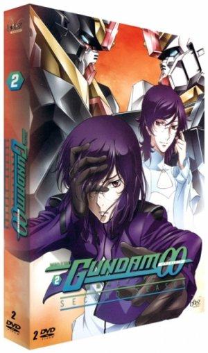 couverture, jaquette Mobile Suit Gundam 00 - Saison 2 2  (Beez)