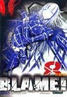couverture, jaquette Blame ! 8 2nde édition (Glénat Manga)