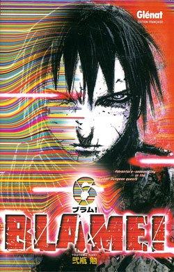 couverture, jaquette Blame ! 6 2nde édition (Glénat Manga)