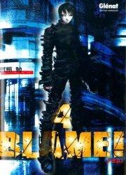 couverture, jaquette Blame ! 4 2nde édition (Glénat Manga)