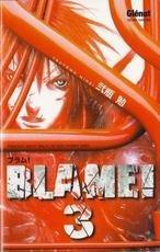 couverture, jaquette Blame ! 3 2nde édition (Glénat Manga)
