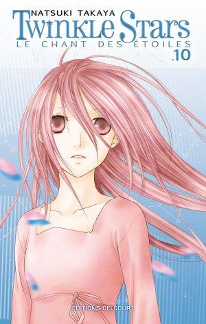 couverture, jaquette Twinkle Stars - Le Chant des Etoiles 10  (Delcourt Manga) Manga