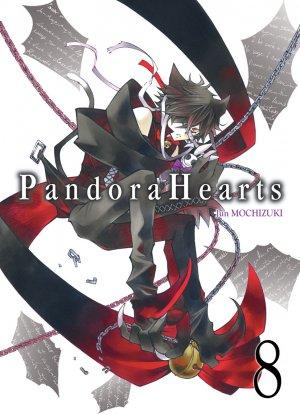 couverture, jaquette Pandora Hearts 8  (Ki-oon)