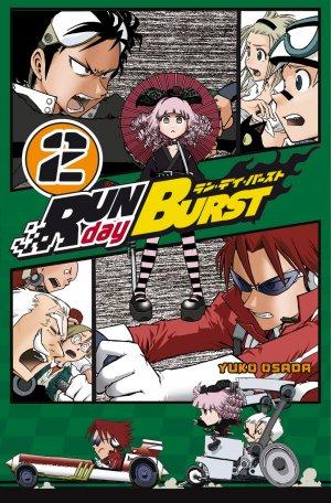 Run Day Burst T.2