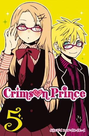 Crimson Prince T.5